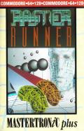 Raster Runner Commodore 64 Front Cover