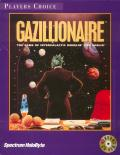 Gazillionaire Windows 3.x Front Cover