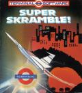 Super Skramble! Commodore 64 Front Cover