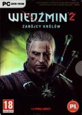 The Witcher 2: Assassins of Kings Windows Front Cover