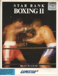 Star Rank Boxing II DOS Front Cover