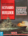 Great Naval Battles: North Atlantic 1939-43 - Scenario Builder DOS Front Cover