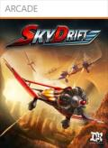 SkyDrift Xbox 360 Front Cover
