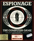 Espionage Atari ST Front Cover