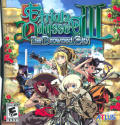 Etrian Odyssey III: The Drowned City Nintendo DS Front Cover