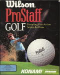 Wilson ProStaff Golf DOS Front Cover