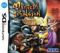 Mystery Dungeon: Shiren the Wanderer Nintendo DS Front Cover