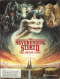 The Neverending Story II: The Arcade Game DOS Front Cover