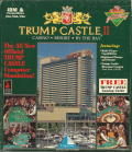 Trump Castle II DOS Front Cover