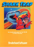 Shark Trap VIC-20 Front Cover