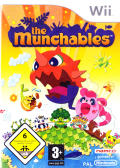 The Munchables Wii Front Cover