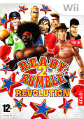 Ready 2 Rumble Revolution Wii Front Cover