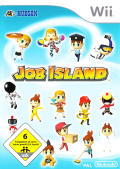 Help Wanted: 50 Wacky Jobs Wii Front Cover