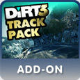 DiRT 3: Monte Carlo Track Pack PlayStation 3 Front Cover