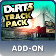 DiRT 3: X Games Asia Track Pack PlayStation 3 Front Cover
