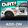 DiRT 3: Ken Block Special Pack PlayStation 3 Front Cover