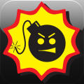 Serious Sam: Kamikaze Attack! iPad Front Cover