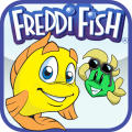 Freddi Fish 3: The Case of the Stolen Conch Shell iPad Front Cover Free version