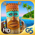 The Island: Castaway iPad Front Cover