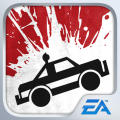 Burnout Crash! iPad Front Cover