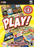 Play! The Ultimate Casual Game Collection Windows Front Cover
