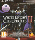 White Knight Chronicles II PlayStation 3 Front Cover