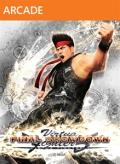 Virtua Fighter 5: Final Showdown Xbox 360 Front Cover