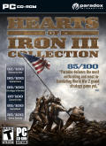Hearts of Iron III Collection Windows Front Cover