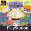 Rugrats: Search for Reptar PlayStation Front Cover