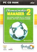 Championship Manager 2: Including Season 96/97 Updates - English, Scottish & Italian Leagues DOS Front Cover
