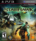 Starhawk PlayStation 3 Front Cover
