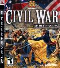 Civil War: Secret Missions PlayStation 3 Front Cover
