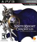 White Knight Chronicles (International Edition) PlayStation 3 Front Cover