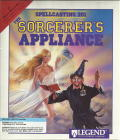 Spellcasting 201: The Sorcerer's Appliance DOS Front Cover