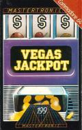 Vegas Jackpot Commodore 64 Front Cover