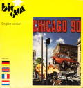 Chicago 90 Amiga Front Cover