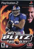 NFL Blitz 20-03 PlayStation 2 Front Cover