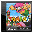 Tomba! PlayStation 3 Front Cover