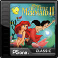 Disney's The Little Mermaid II PlayStation 3 Front Cover