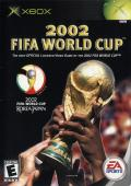2002 FIFA World Cup Xbox Front Cover