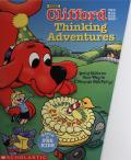 Clifford the Big Red Dog: Thinking Adventures Macintosh Front Cover
