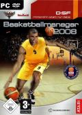 DSF Basketballmanager 2008 Windows Front Cover
