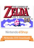 The Legend of Zelda: Link's Awakening DX Nintendo 3DS Front Cover