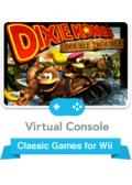 Donkey Kong Country 3: Dixie Kong's Double Trouble! Wii Front Cover