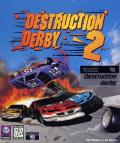 Destruction Derby 2 DOS Front Cover