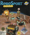 RoboSport Windows 3.x Front Cover