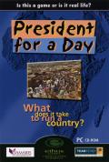President for a Day Windows Front Cover