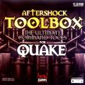 Aftershock Toolbox for Quake DOS Front Cover