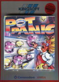 Pot Panic Amiga Front Cover