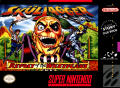 Sküljagger: Revolt of the Westicans SNES Front Cover